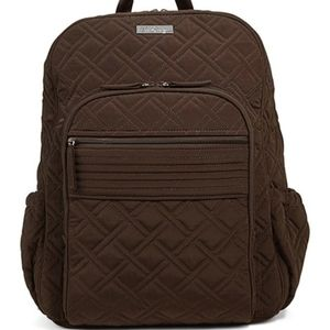 Campus Backpack in Espresso